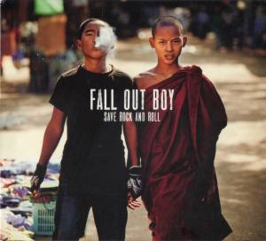 Cover - Fall Out Boy: Save Rock And Roll
