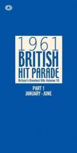 Cover - Maurice Williams & The Zodiacs: 1961 British Hit Parade - Part 1: January-June
