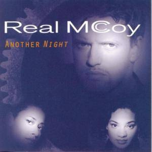 Real McCoy: Another Night - Cover