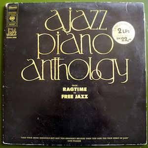 Cover - Dave McKenna: Jazz Piano Anthology, A