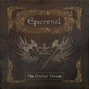 Epicrenel: Crystal Throne, The - Cover