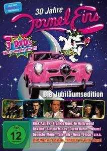 Cover - Jermaine Jackson & Pia Zadora: Best Of Formel Eins - 30 Jahre Formel Eins - Die Jubiläumsedition, The