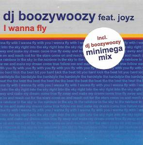 Cover - DJ BoozyWoozy: I Wanna Fly
