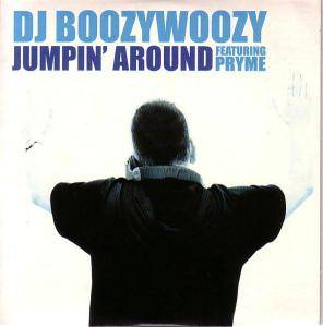 Cover - DJ BoozyWoozy: Jumpin' Around