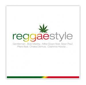 Cover - Don Abi: Reggaestyle