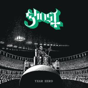 Ghost: Year Zero - Cover