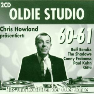 Chris Howland Präsentiert: Oldie Studio 60-61 - Cover