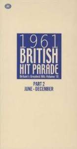 Cover - Laurie Johnson Orchestra: 1961 British Hit Parade - Part 2: June-December
