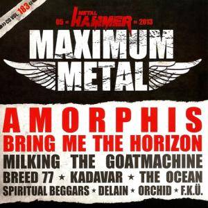 Metal Hammer - Maximum Metal Vol. 183 (CD) - Bild 1