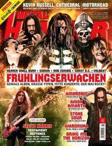 Metal Hammer - Maximum Metal Vol. 183 (CD) - Bild 4