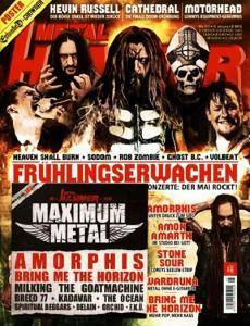 Metal Hammer - Maximum Metal Vol. 183 (CD) - Bild 5