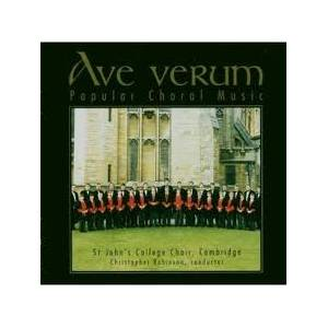Cover - William Byrd: Ave Verum - Popular Choral Music