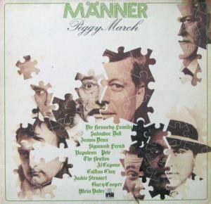 Cover - Peggy March: Männer