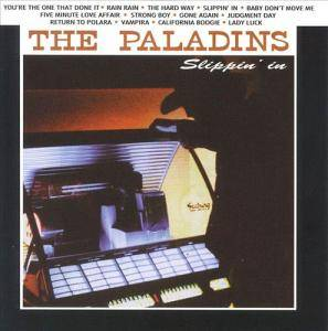 Cover - Paladins, The: Slippin' In