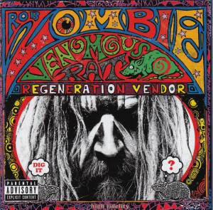 Cover - Rob Zombie: Venomous Rat Regeneration Vendor