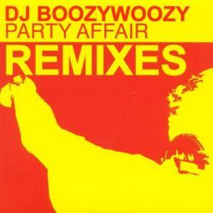 Cover - DJ BoozyWoozy: Party Affair