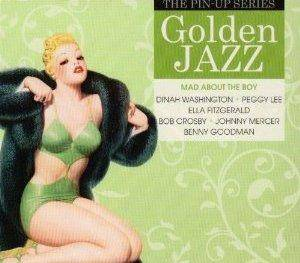 Cover - Camille Howard: Golden Jazz - Mad About The Boy