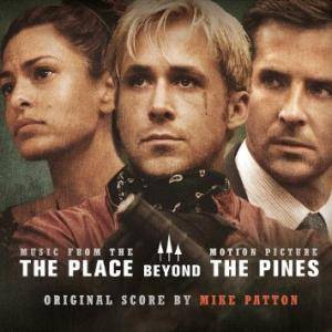 Ennio Morricone: Place Beyond The Pines, The - Cover