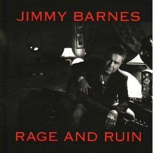 Jimmy Barnes: Rage And Ruin - Cover