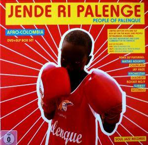 Jende Ri Palenge (People Of Palenque) - Cover