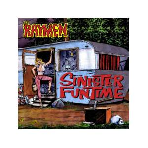 Cover - Raymen, The: Sinister Funtime