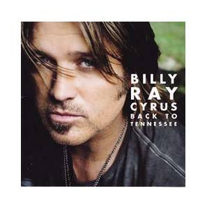 Cover - Billy Ray Cyrus: Back To Tennessee