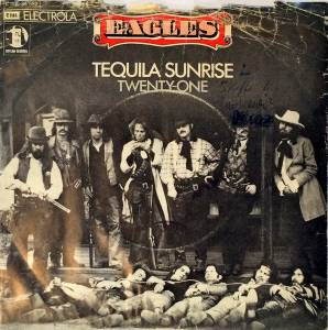 Cover - Eagles: Tequila Sunrise