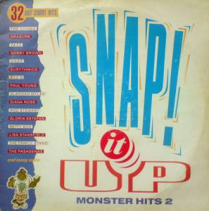 Hits Album 12 - Monster Hits 2 - Snap It Up!, The - Cover