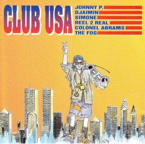 Club USA - Cover