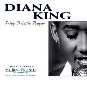 Cover - Diana King: I Say A Little Prayer