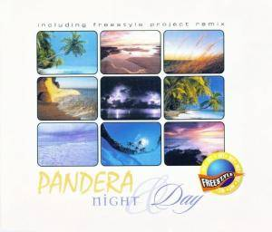Cover - Pandera: Night & Day