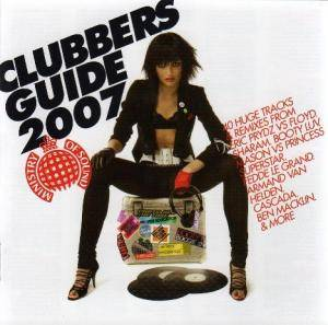 Cover - Mason Vs Princess Superstar: Clubbers Guide 2007