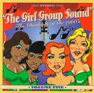 Cover - Babs Tino: Girl Group Sound - Volume 5, The