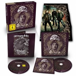 Amorphis: Circle (CD + DVD) - Bild 2