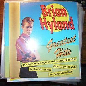 Brian Hyland: Greatest Hits - Cover