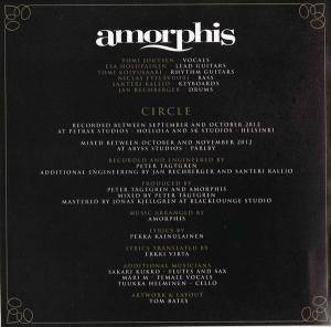 Amorphis: Circle (CD) - Bild 2