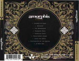 Amorphis: Circle (CD) - Bild 4
