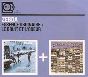 Cover - Zebda: Essence Ordinaire / Le Bruit Et L'odeur