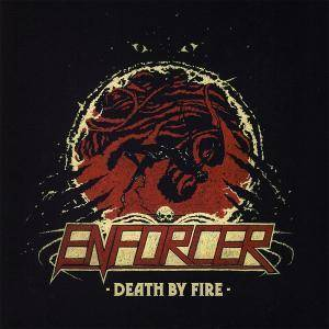 Enforcer: Death By Fire (LP) - Bild 1