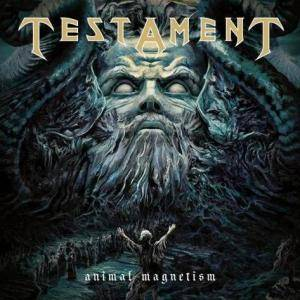 Testament: Animal Magnetism - Cover