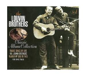 Cover - Louvin Brothers, The: Classic Album Collection