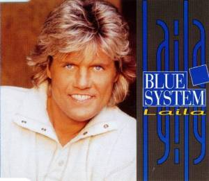 Blue System: Laila - Cover
