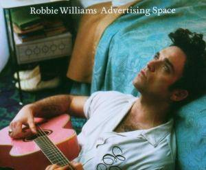 Robbie Williams: Advertising Space - Cover