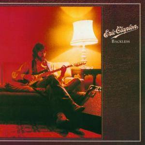 Eric Clapton: Backless - Cover