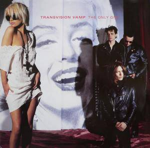 Transvision Vamp: Only One, The - Cover