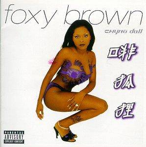 Cover - Foxy Brown: Chyna Doll