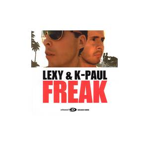 Cover - Lexy & K-Paul: Freak