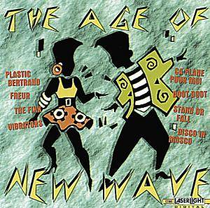 Cover - Toyah: Age Of New Wave, The