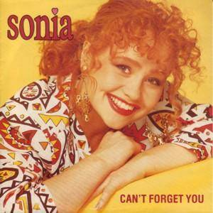 Cover - Sonia: Can't Forget You