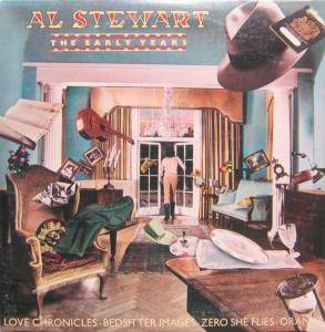 Al Stewart: Early Years, The - Cover